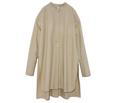 FURFUR(ファーファー)グランパロングシャツ