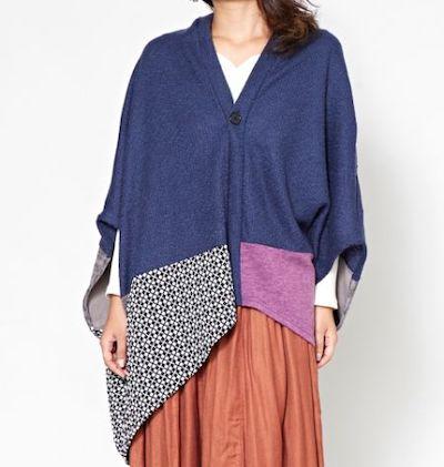 CHAYHANE(チャイハネ) 公式 《ドルカカーデ》 エスニック アジアン ファッション 羽織り/カーデ CAS-9314