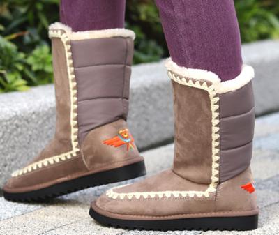 TITICACA(チチカカ)キルティング ブーツ