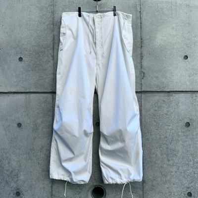 UN OLD JOKE Military Snow Camo Pants