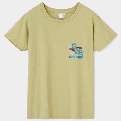 MOUSSY(マウジー)STAR SHIP Tシャツ