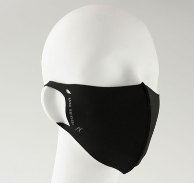 nano・universeAXF feat NANO 3Dフィット洗えるマスク