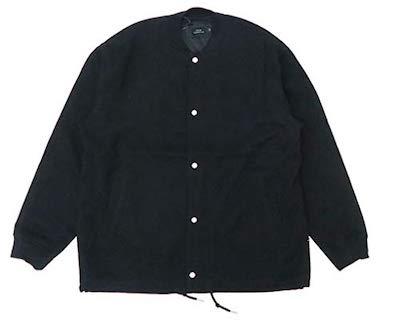 SLICK(スリック)長袖 ツイード サージ ワイド コーチジャケット