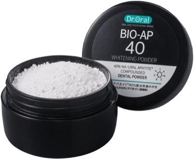 Dr.Oral(ドクターオーラル)ホワイトニングパウダー 天然アパタイト40% 配合