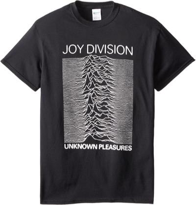 Joy Division Unknown Pleasures Classic Adult T-Shirt