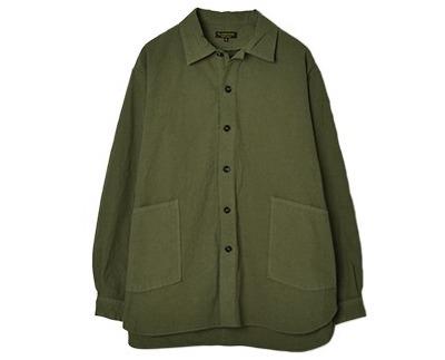 A VONTADEガーデナーシャツジャケット