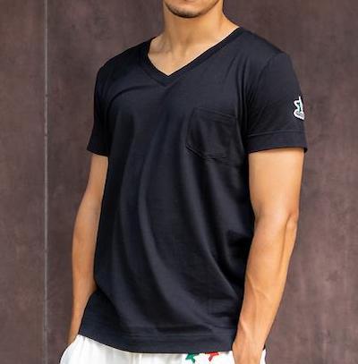 GIOCATORE(ジョカトーレ)ポケットTシャツ