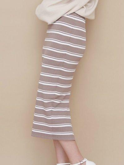 RESEXXY(リゼクシー)リブニットスカート