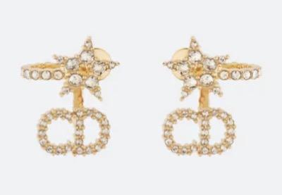 Christian Dior(クリスチャンディオール)DIOR CLAIR D LUNE EARRINGS
