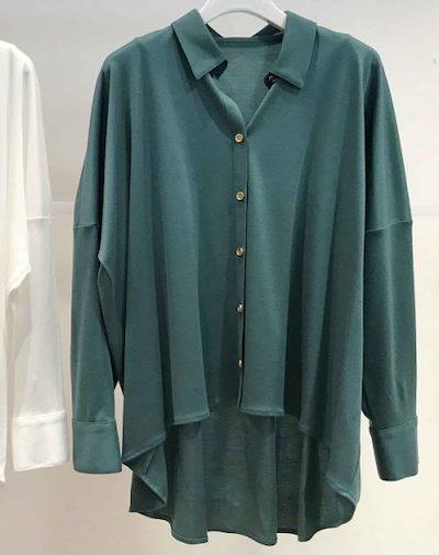 BEATRICEShirt&DressE84109-C.グリーン
