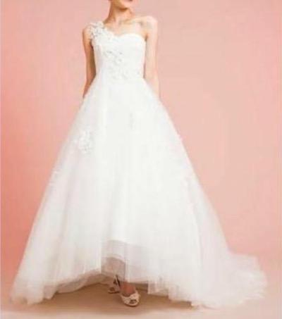 ELLE MARIAGEウェディングドレス シャルロット