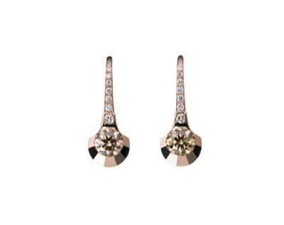 Brown DiamondUNFORGETTABLE DOTS 1 Dots Piercing