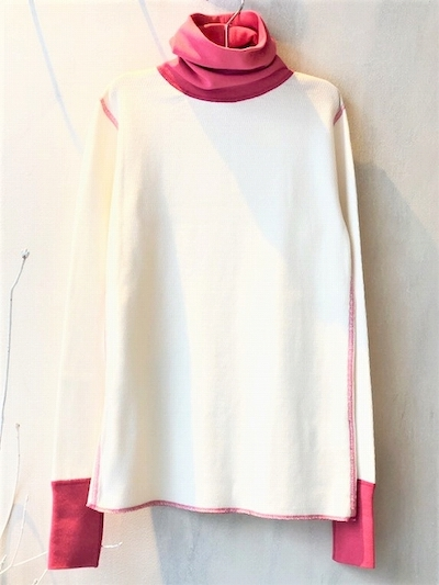 RUMBLE RED(ランブルレッド) High Neck Thermal Shirts RR_ST_003