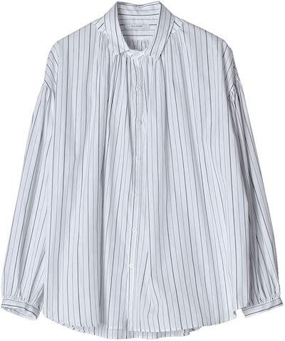 manon(マノン)ストライプアミカルシャツ