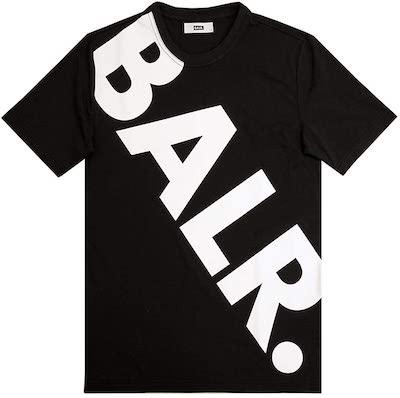 BALR(ボーラー)半袖Tシャツ