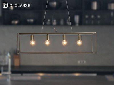DI CLASSE(ディクラッセ)Scenario W pendant lamp(シェナーリオ W ペンダントランプ)