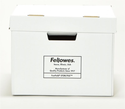 Fellowes(フェローズ) バンカーズボックスの裏面