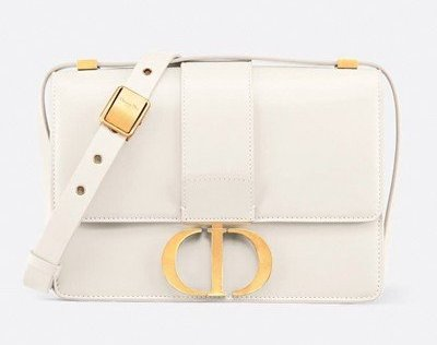 "Christian Dior カーフスキン ""30 Montaigne"" バッグ"