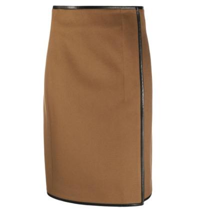 Saint Laurentラップスカート