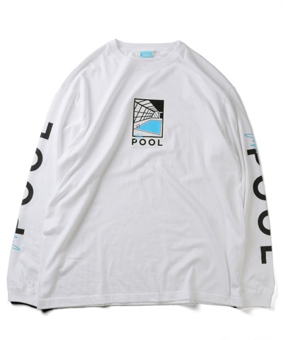 FREAK'S STORE 例のプール/THAT POOL CREW L/S LOGO TEE