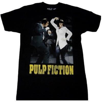 PULP FICTION(パルプフィクション)「DANCE OFF」Tシャツ