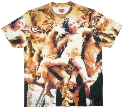 SUPREME(シュプリーム)19SS Putti Tee Tシャツ マルチ