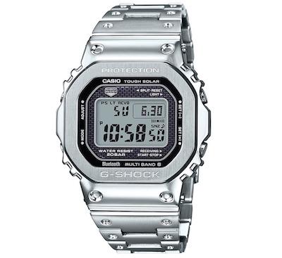 CASIO(カシオ)G-SHOCK(ジーショック)Bluetooth 搭載 電波ソーラー GMW-B5000D-1JF