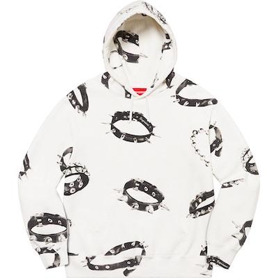 2020/11/28投稿のInstagramでキムタクが着用していたホワイトのパーカー(フーディ)