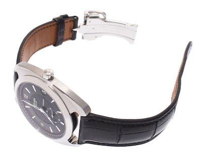 中居正広さん着用のエルメスの腕時計のベルト