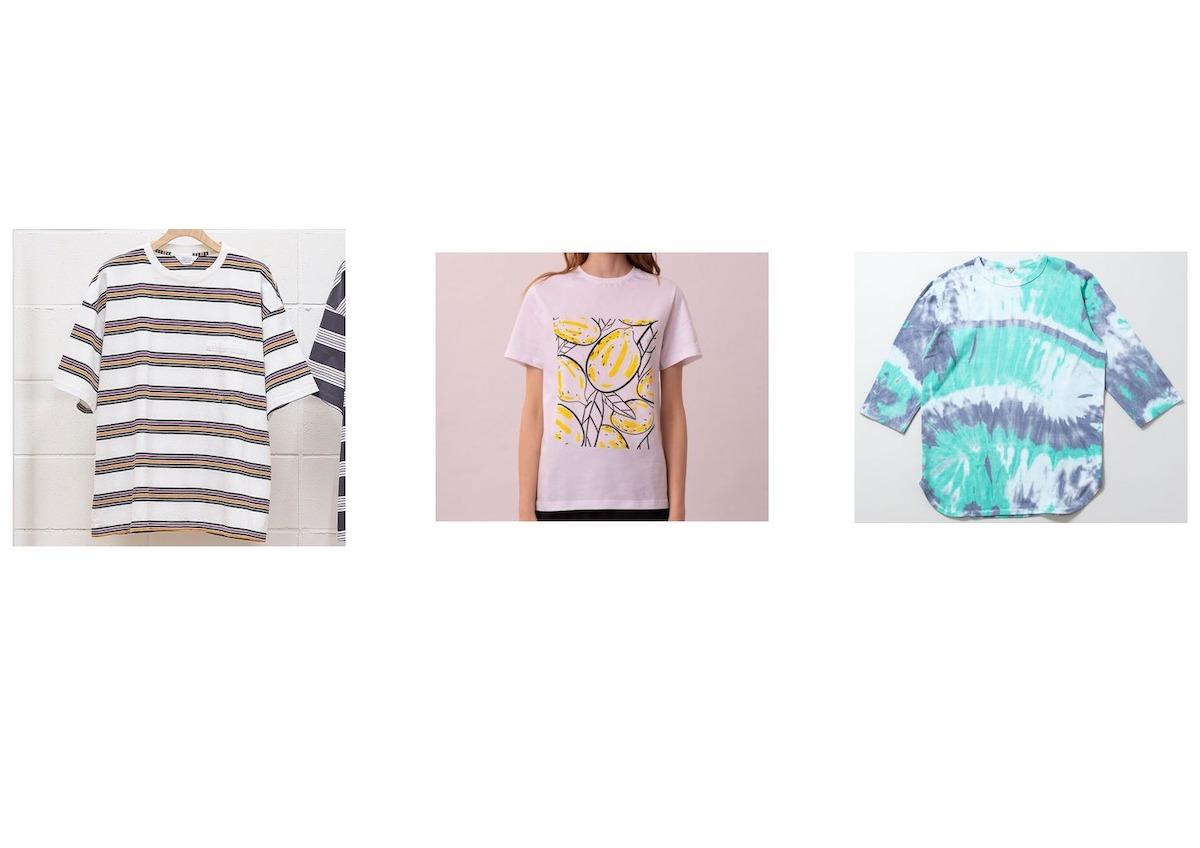 【ゲームCMの衣装】新垣結衣(ガッキー)着用のTシャツまとめ(ニンテンドースイッチリングフィット アドベンチャー)