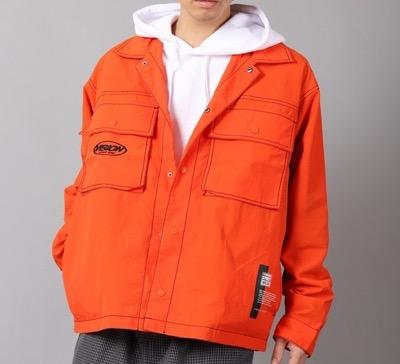 VISION STREET WEARジャケット カバーオールワークジャケット