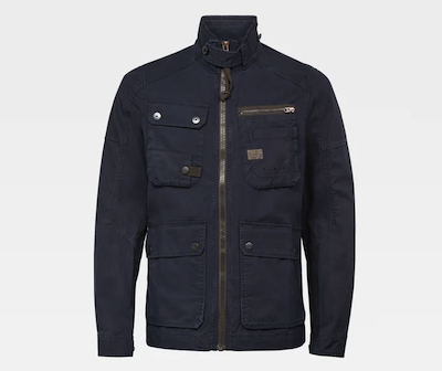 G-Star RAW Utility Washed Field Jacket