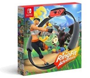 Nintendo Switch リングフィット アドベンチャー