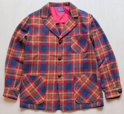 70年代 PENDLETON ペンドルトン ヴィンテージ テーラードジャケット