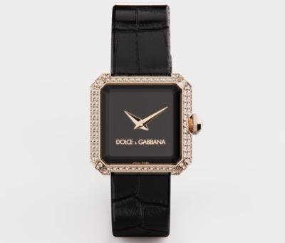 Dolce & Gabbanaリストウォッチ ゴールド&ダイヤモンド