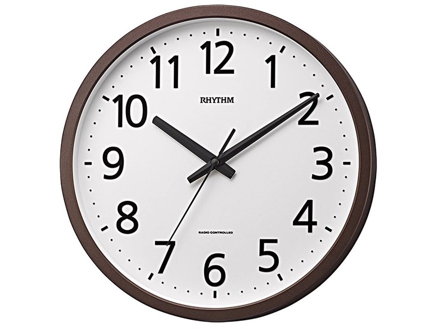 RHYTHM(リズム)掛け時計4MYA38SR06