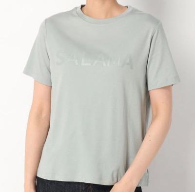 BRAHMIN(ブラーミン) 【ウォッシャブル】ロゴTシャツ