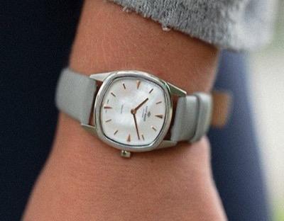 KNUT GADD(クヌート・ガッド) 腕時計 レディス HEXAGON ヘキサゴンK02015