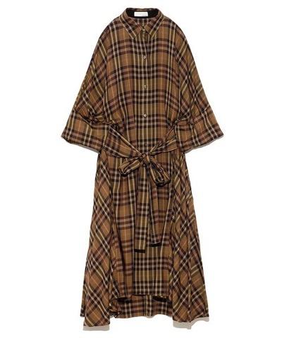 styling/シャツワンピース オーバーシャツドレス