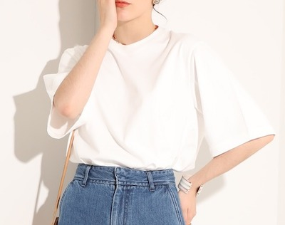 PUBLIC TOKYOツリテンジク半袖Tシャツ