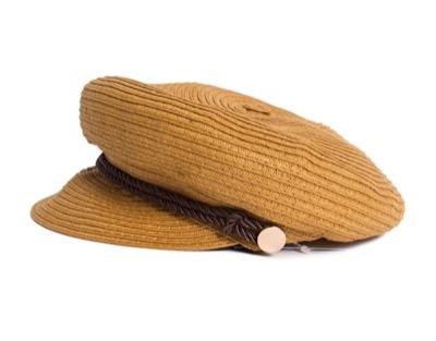 LAYMEE帽子 キャスケット Leed marin hat / ムーディーベレー