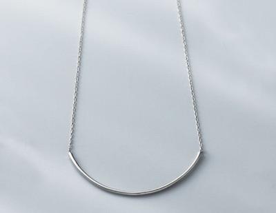 ete bijouxネックレス PT900 ネックレス「スレンダー」