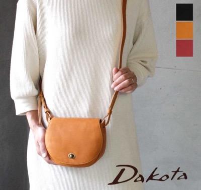 Dakota(ダコタ) ビアンカ 牛革 本革ミニショルダーバッグ