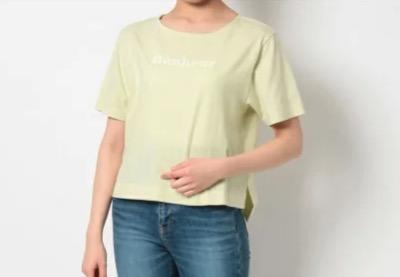 dazzlinカジュアルフォルムTシャツ