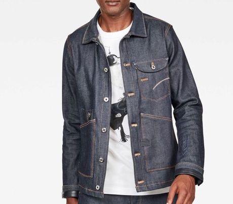 G-STAR RAWジャケット カバーオール 30 Years Ladson Jacket