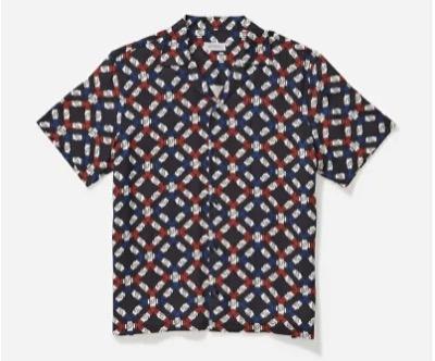 Saturdays NYC(サタデーズ ニューヨークシティ)Canty Handshake S/S Shirt