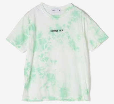 CONVERSE TOKYOタイダイTシャツ