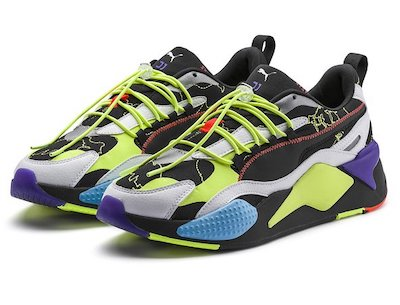 PUMA(プーマ) PUMA x CENTRAL SAINT MARTINS RS-X3 DAY ZERO スニーカー