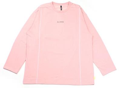 ellesse(エレッセ) ロングTシャツ カットソー GRAPHIC L/S TEE