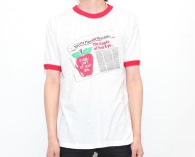 StratoVintage Ringer T-Shirt